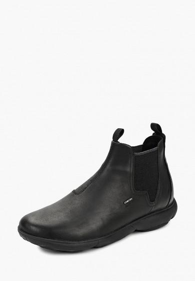 Купить Кроссовки Geox - цвет: черный, Вьетнам, GE347AMCBRG6