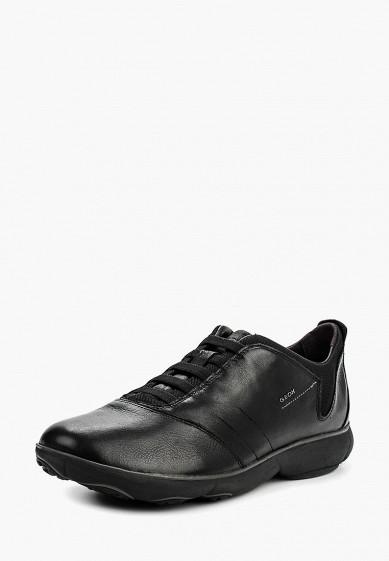 Купить Кроссовки Geox - цвет: черный, Китай, GE347AMPAV63