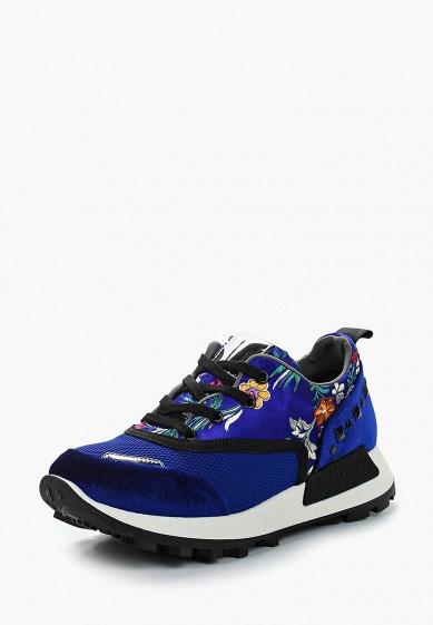 Купить Кроссовки Grand Style - цвет: синий, Турция, GR025AWAXGT2