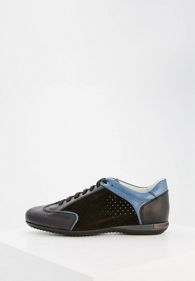 Купить Кроссовки Guardiani - цвет: черный, Италия, GU013AMZVM58