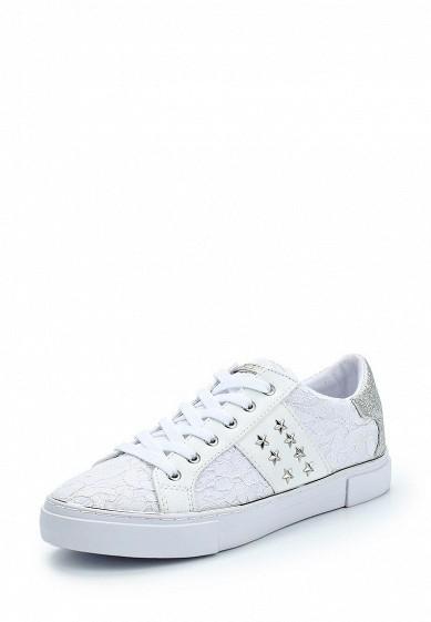 Купить Кеды Guess - цвет: белый Китай GU460AWZTV84