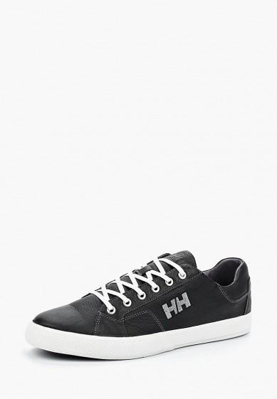 Купить Кеды Helly Hansen - цвет: черный, Вьетнам, HE012AMASRB0