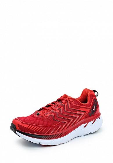 Кроссовки Hoka One - цвет: красный, Нидерланды, HO015AMAOFG4  - купить со скидкой