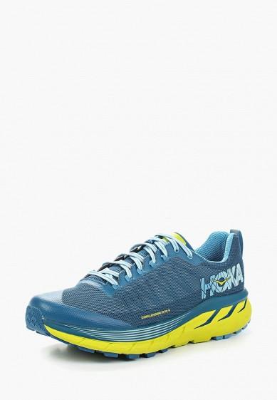 Купить Кроссовки Hoka One - цвет: синий, Нидерланды, HO015AMAOFG8
