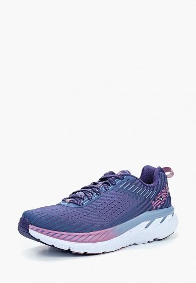 Купить Кроссовки Hoka One - цвет: фиолетовый, Вьетнам, HO015AWCQIR0