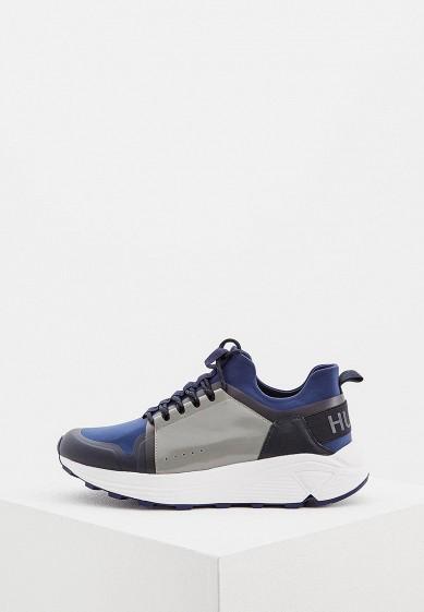 Купить Кроссовки Hugo Boss - цвет: синий, Китай, HU286AMBHOY3