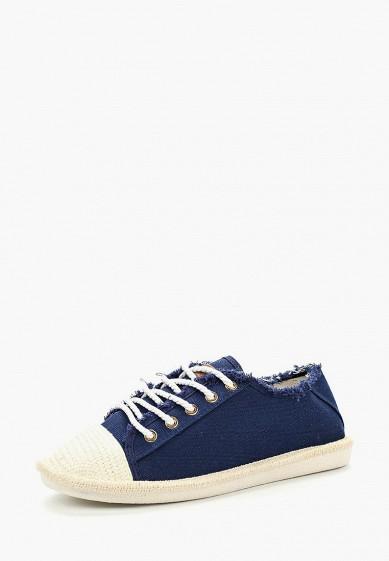 Купить Кеды Ideal Shoes - цвет: синий, Китай, ID007AWBADO1