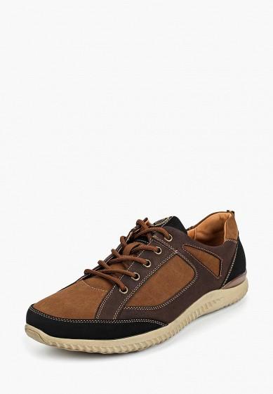 Купить Кроссовки Instreet - цвет: коричневый, Китай, IN011AMCLRE6