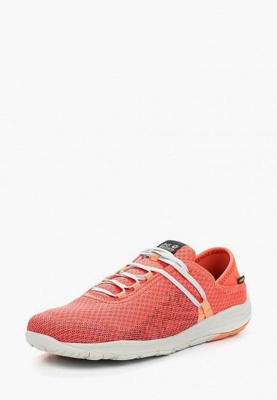 Купить Кроссовки Jack Wolfskin - цвет: коралловый, Камбоджа, JA021AWAOQJ4