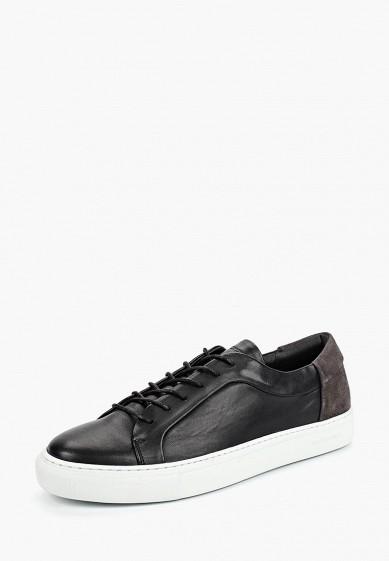 Купить Кеды Jack & Jones - цвет: черный, Португалия, JA391AMBZTD3