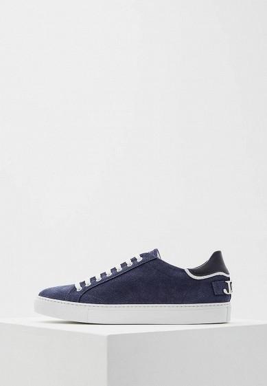 Купить Кеды John Galliano - цвет: синий, Италия, JO658AMAEQA6