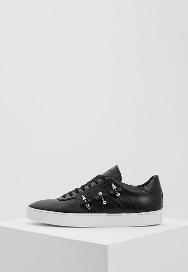Купить Кеды John Galliano - цвет: черный, Италия, JO658AMAEQB3