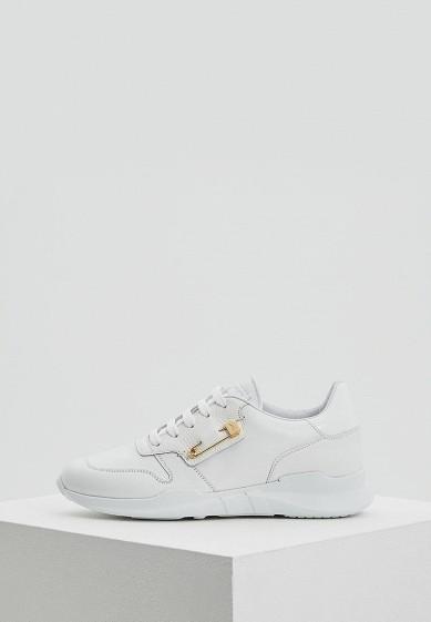 Кроссовки John Galliano - цвет: белый, Италия, JO658AWAEQB7  - купить со скидкой