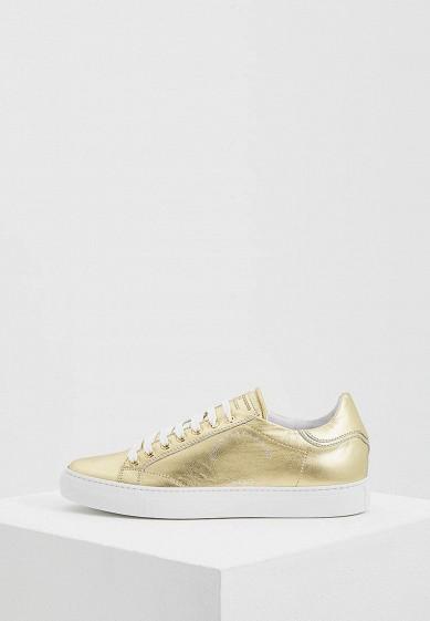 Купить Кеды John Galliano - цвет: золотой, Италия, JO658AWAEQC6