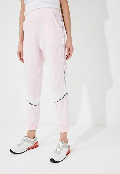 Купить Брюки спортивные Juicy by Couture - цвет: розовый, Индия, JU018EWBHWV8