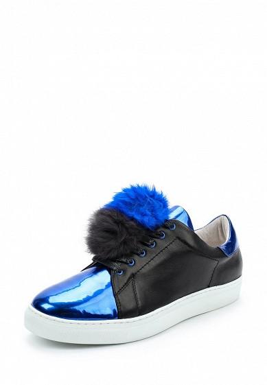 Кеды Just Couture - цвет: черный, Китай, JU663AWAOKT4  - купить со скидкой