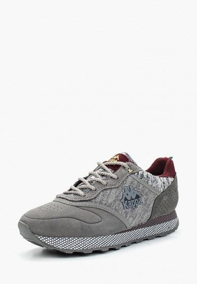 Купить Кроссовки Kappa - цвет: серый, Китай, KA039AWWJI29