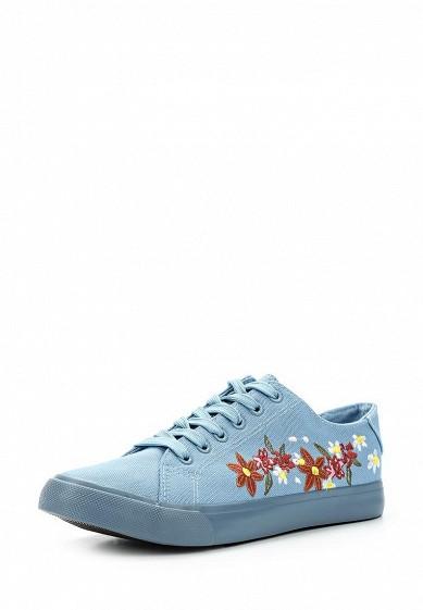 Купить Кеды Keddo - цвет: голубой, Китай, KE037AWAPYH4