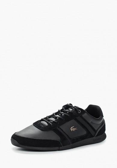 Купить Кеды Lacoste - цвет: черный, Вьетнам, LA038AMADLG9