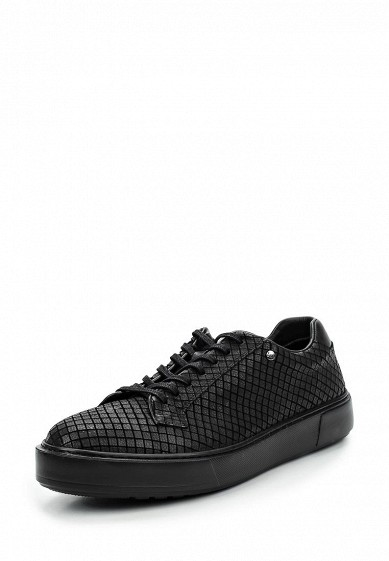 Купить Кеды Lab-Milano - цвет: черный, Италия, LA074AMXKN95
