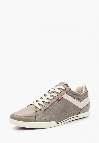 Купить Кроссовки Levi's® - цвет: серый, Китай, LE306AMAWZK9