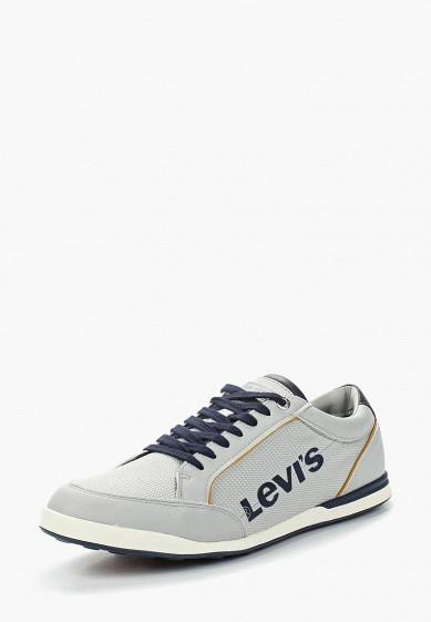 Купить Кроссовки Levi's® - цвет: серый, Китай, LE306AMAWZM7
