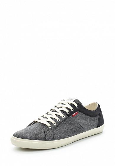 Купить Кеды Levi's® - цвет: серый, Китай, LE306AMAWZO3