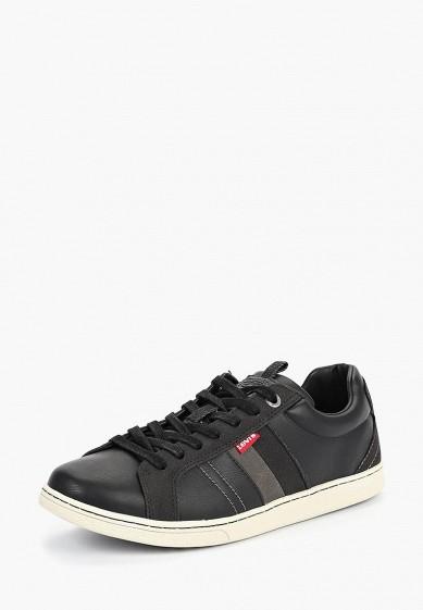 Купить Кеды Levi's® - цвет: черный, Китай, LE306AMCOWS4