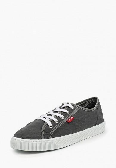 Купить Кеды Levi's® - цвет: серый, Испания, LE306AMQKK55