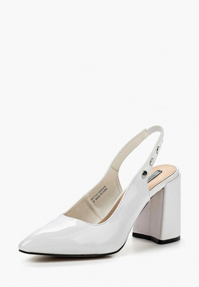 Туфли LOST INK FATIMA SLING BACK FLARED HEEL