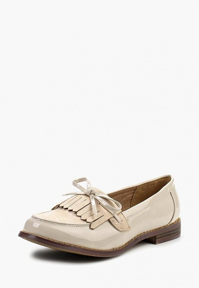 Лоферы LOST INK HEIDI FRINGED FLAT SHOE