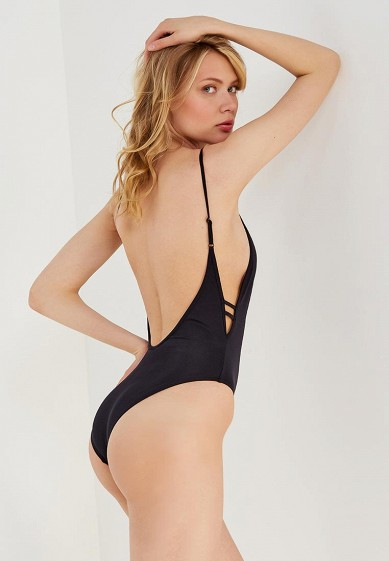 Купальник LOST INK PLUNGE SIDE SWIMSUIT