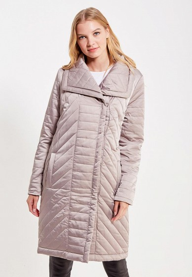 Куртка утепленная LOST INK LIGHTWEIGHT LONGLINE PADDED COAT