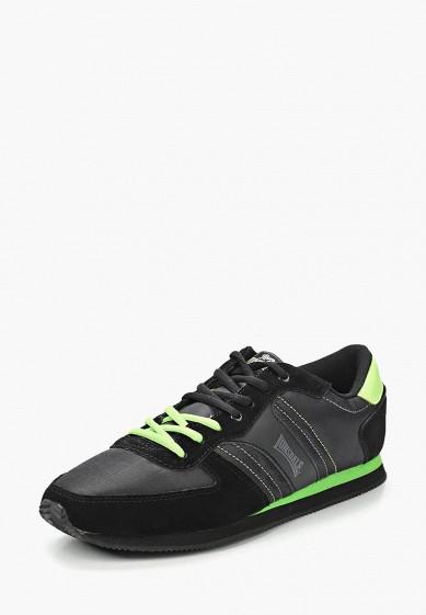 Купить Кроссовки Lonsdale - цвет: черный, Китай, LO789AMCAO32