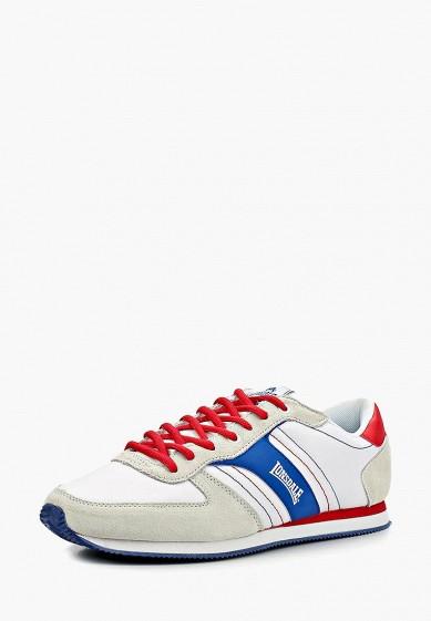 Кроссовки Lonsdale - цвет: белый, Китай, LO789AMCAO35  - купить со скидкой