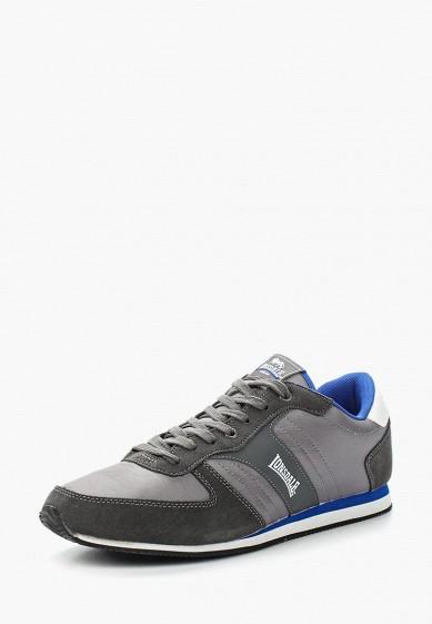 Купить Кроссовки Lonsdale - цвет: серый, Китай, LO789AMCAO68