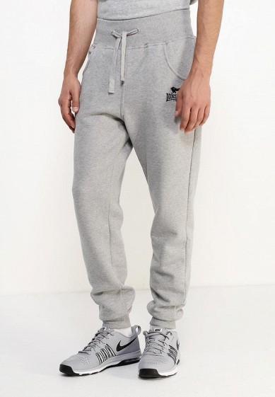 Купить Брюки спортивные Lonsdale - цвет: серый, Китай, LO789EMJH481