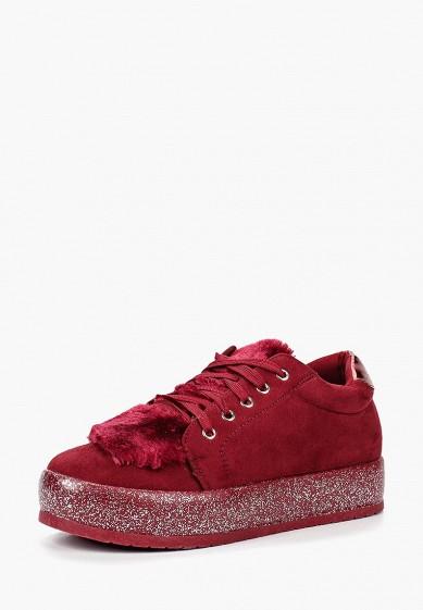 Купить Кеды Marquiiz - цвет: бордовый, Китай, MA158AWCAOI5