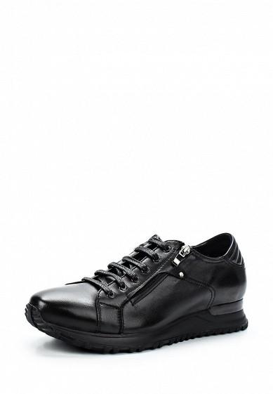 Купить Кроссовки Marco Lippi - цвет: черный, Россия, MA241AMAGLI8