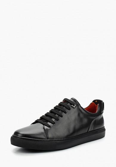 Купить Кеды Marco Lippi - цвет: черный, Россия, MA241AMAGLL8