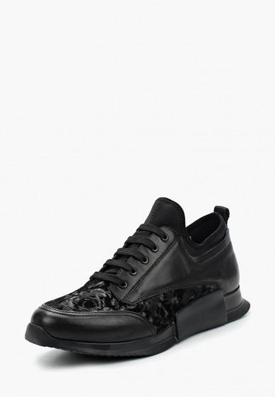 Кроссовки Marco Lippi - цвет: черный, Россия, MA241AMAGLN1  - купить со скидкой