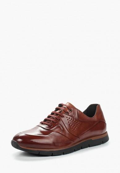 Купить Кроссовки Marco Lippi - цвет: коричневый, Россия, MA241AMAGLN7