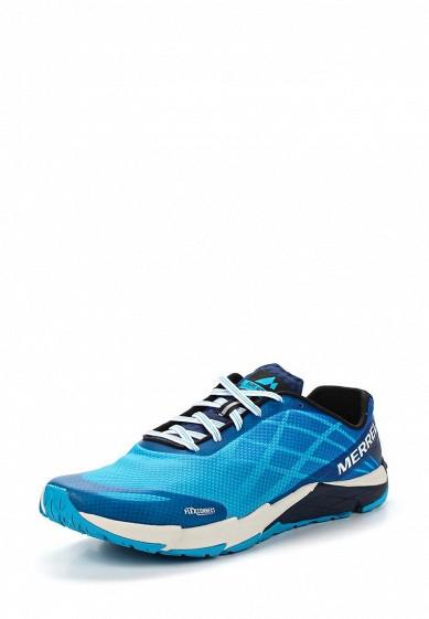 Купить Кроссовки Merrell - цвет: голубой, Вьетнам, ME215AMAYBR0