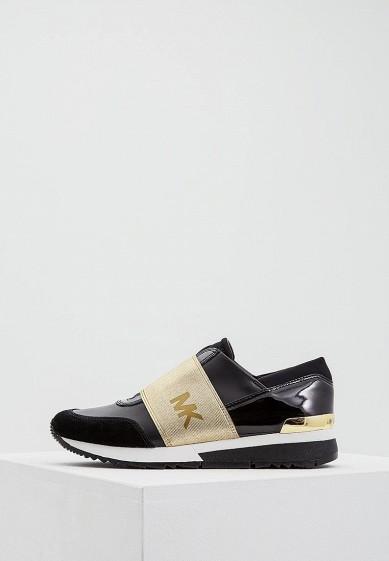 Купить Кроссовки Michael Kors - цвет: черный, Китай, MI048AWACWK3