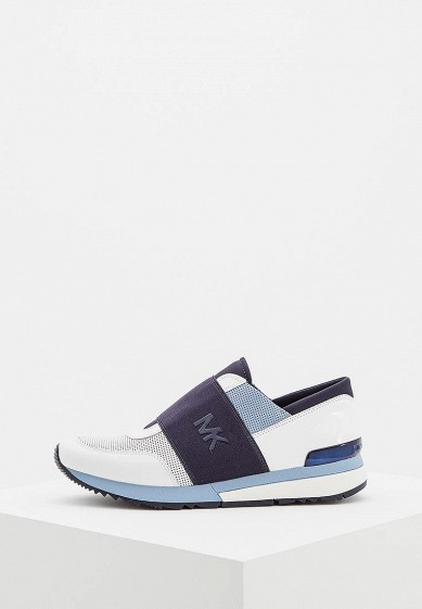 Купить Кроссовки Michael Kors - цвет: синий, Вьетнам, MI048AWBQLX7