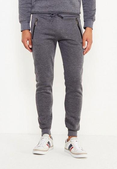 Купить Брюки спортивные M&2 - цвет: серый Китай MN001EMWZN27