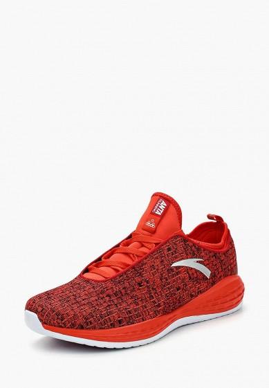 Купить Кроссовки Anta - цвет: красный, Китай, MP002XM05SF7