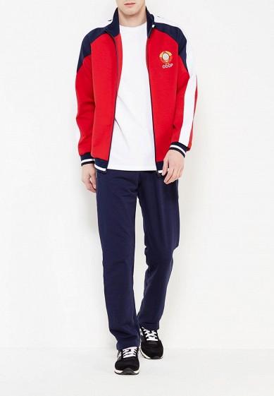 Купить Костюм спортивный Red-n-Rocks - цвет: красный, синий, Россия, MP002XM0LX1Q