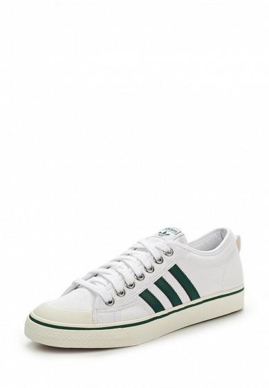 Купить Кеды adidas Originals - цвет: белый, Вьетнам, MP002XM0MQW9
