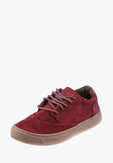 Купить Кеды Satorisan - цвет: бордовый, Испания, MP002XM0YF46